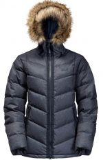 Jack Wolfskin Пуховая зимняя куртка Jack Wolfskin BAFFIN BAY JACKET WOMEN