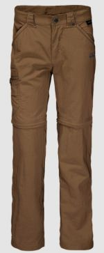Jack Wolfskin Брюки для детей Jack Wolfskin Safari Zip Off Pants K