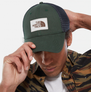 The North Face Классическая кепка The North Face Mudder Trucker Hat