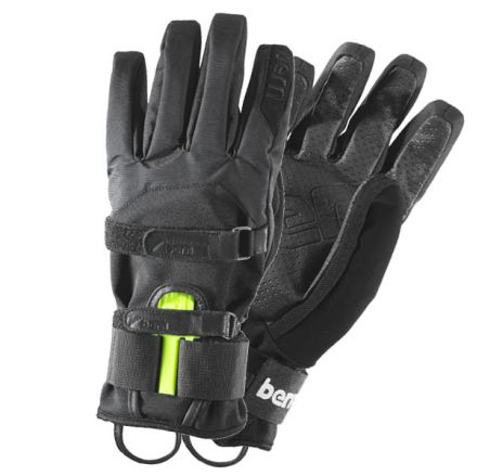 Bern Men's Synthetic Gloves w/ Removeable Wrist Guard
