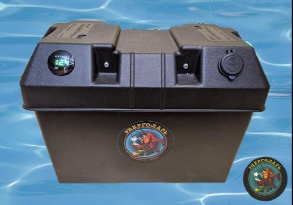 Энерголарь - Качественный аккумуляторный ящик Крепыш купить в интернет-магазине extrememarket.ru