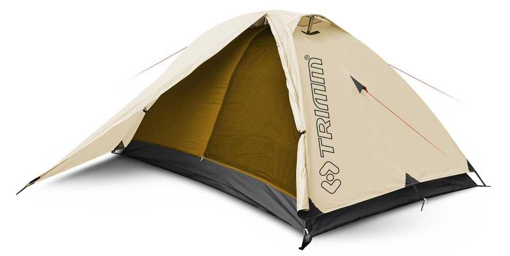 Классическая купольная палатка от Trimm