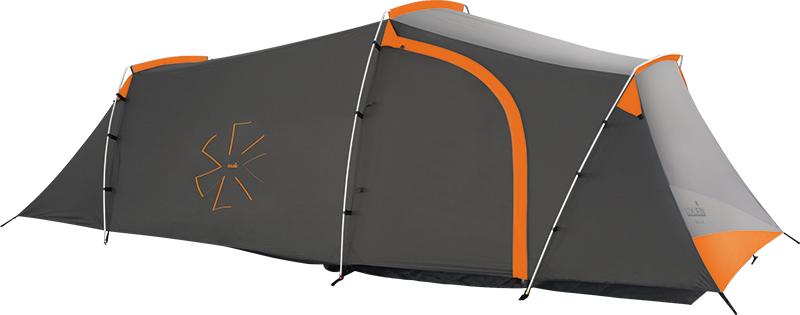 Палатка полубочка от Norfin