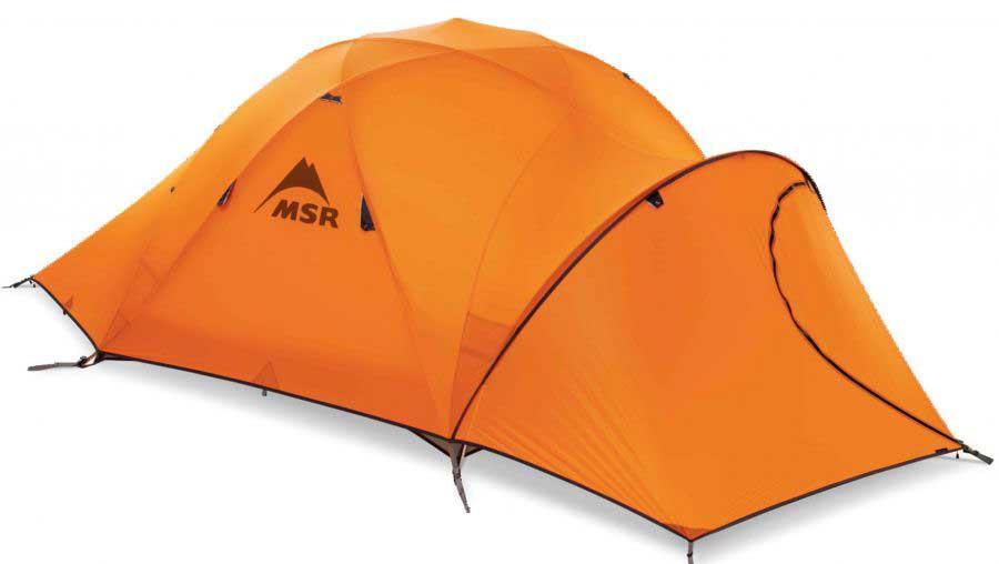 Палатка полусфера с тамбуром от MSR